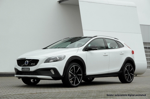Тюнеры из Heico Sportiv предсталили Volvo V40 Cross Country