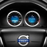 Панель приборов в Вольво V60