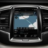 Навигационная система нового Volvo XC90
